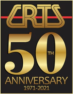 CRTS is celebrating our 50th anniversary